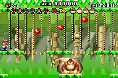 Level 2-DK+ in Mario vs. Donkey Kong