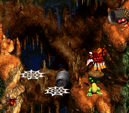 Tyrant Twin Tussle DKC3 Koin.png