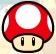 Dash Mushroom from Mario Party: Star Rush