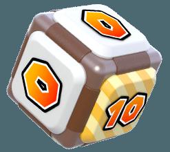 The Brawny Dice Block from Mario Party: Star Rush