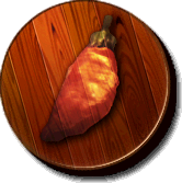 The Chili Pepper Kingdom's icon from Donkey Kong Jungle Beat