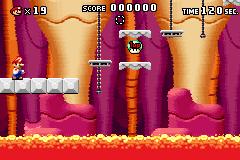 Level 3-5 in Mario vs. Donkey Kong