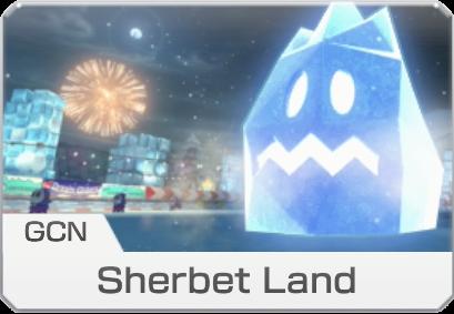 GCN Sherbet Land