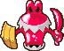 Chuckolator's overworld sprite from Mario & Luigi: Superstar Saga.