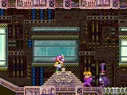 Episode 9 from Wario: Master of Disguise