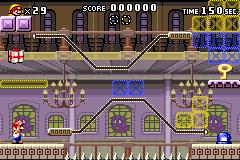 Level 4-3 in Mario vs. Donkey Kong