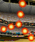 Fire Bar from Mario Kart DS