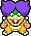 Overworld sprite of Ludwig from Mario & Luigi: Superstar Saga.