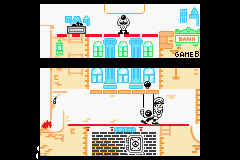 Safe Buster as it appears in Game & Watch Gallery 4