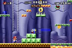 Level 3-6+ of Mario vs. Donkey Kong