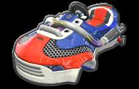 Sneeker body, from Mario Kart 8.