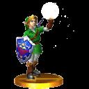 Adult Link (Ocarina of Time) trophy