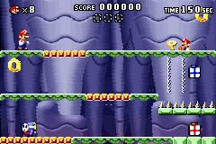 Level 3-2+ of Mario vs. Donkey Kong