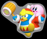 Sticker Kirby Dedede 64.png
