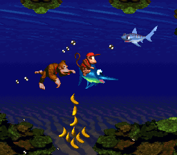 Coral Capers SNES.png
