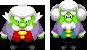 Sprite of Cork and Cask from Mario & Luigi: Superstar Saga + Bowser's Minions