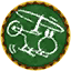 Icon for Helicopter Yoshi from Yoshi's New Island