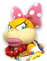 Icon of Dr. Wendy from Dr. Mario World
