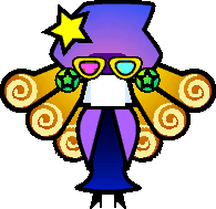 Merluvlee from Super Paper Mario