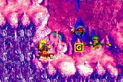 Pot Hole Panic (Donkey Kong Country 3: Dixie Kong's Double Trouble!)