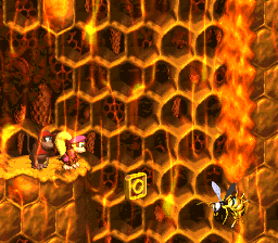 Rambi Rumble (Donkey Kong Country 2: Diddy's Kong Quest)