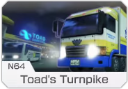 N64 Toad's Turnpike