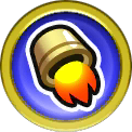 Booster Space from Mario Party: Island Tour