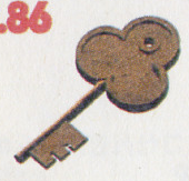 Shed Key