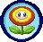 Flower Cup emblem.