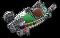 Tri-Speeder body from Mario Kart 8
