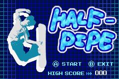 Half-Pipe in WarioWare: Twisted!