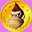 Donkey Kong Medal - Yakuman DS.png