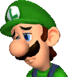 Mario Party 7 - Luigi lose portrait.png