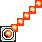 Fire Bar sprite themes in Super Mario Maker.