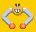 A Swinging Claw in the New Super Mario Bros. U style of Super Mario Maker 2.