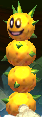 A Pokey from Yoshi's New Island