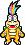 Overworld sprite of Iggy from Mario & Luigi: Superstar Saga.
