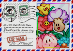 Wise Wisterwood's Letter from Paper Mario.