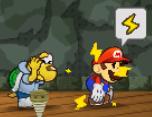 Danger status in Paper Mario: The Thousand-Year Door