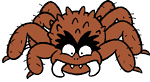 Character artwork of a Kumo.