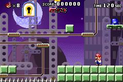 Level 6-2 in Mario vs. Donkey Kong
