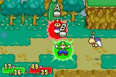 The Splash Bros. from Mario & Luigi: Superstar Saga