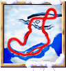 Walrus Cove course icon from Diddy Kong Racing DS.
