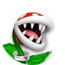 Icon of Dr. Piranha Plant from Dr. Mario World