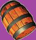GBA DKC Wooden Barrel.png