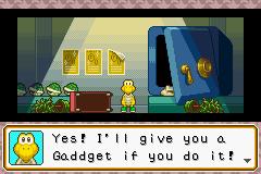 Koopa from Mario Party Advance