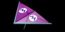 Wario's Super Glider in Mario Kart 7