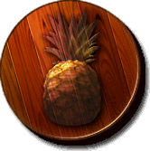 The Pineapple Kingdom's icon from Donkey Kong Jungle Beat