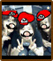 """Icon for the Famitsu Joshi Wakeru (""""Famitsu Girls Division"""") whose members belong to the famous people who created microgames for WarioWare: D.I.Y."""