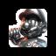 Metal Mario's CSP icon from Mario Sports Superstars